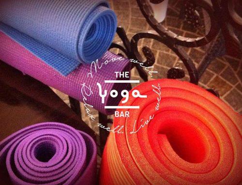 Waarom je eigen yoga mat aanschaffen?