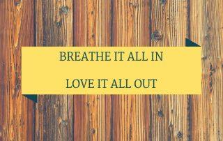 Wanneer ademen?