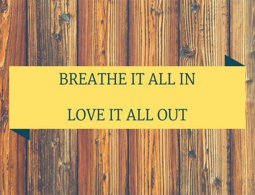 Wanneer ademen: Voor of na asana's?
