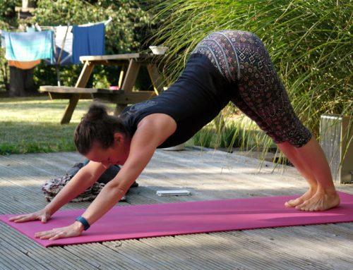 Yoga bij je thuis: Zen of Chaos?